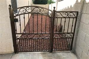 Decorative Iron Gates by Decorative Wrought Iron Gates Sun King Fencing