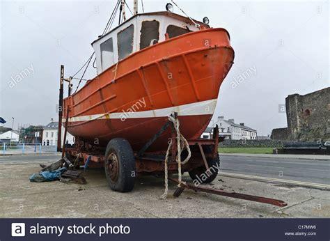 dry dock boat repair fishing trawler dry dock stock photos fishing trawler