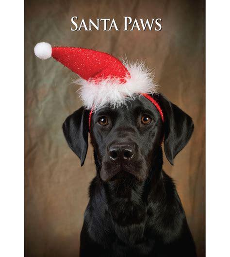 Gift Card Lab - labrador christmas