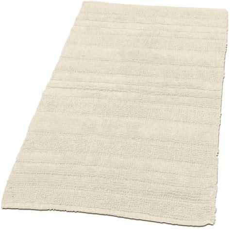 teppich baumwolle badematte badteppich badezimmerteppich baumwolle einfarbig