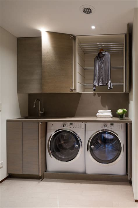 Contemporary Laundry Room Ideas Contemporary Laundry Room