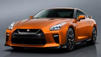 Nissan Gtr Can You Tell The New 2017 Nissan Gt R From The One