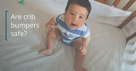 Why Are Crib Bumpers Unsafe by Crib Bumper Safety Why You Shouldn T Use Them
