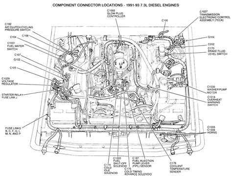 ford 7 3 diesel engine diagram 94 f350 wiring diagrams get free image about wiring diagram