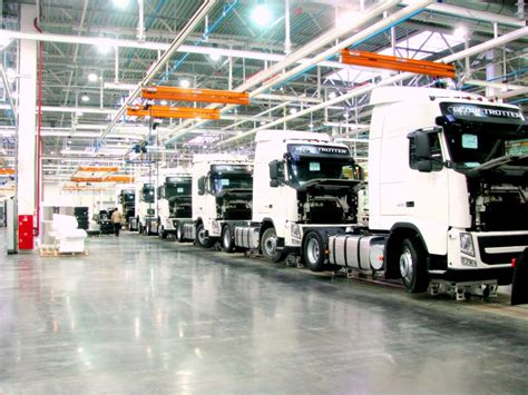 volvo truck factory further step in excellence zamzam spring