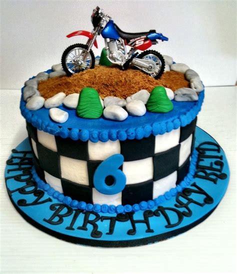 motocross bike cake dirt bike cake tartas coches motos etc pinterest