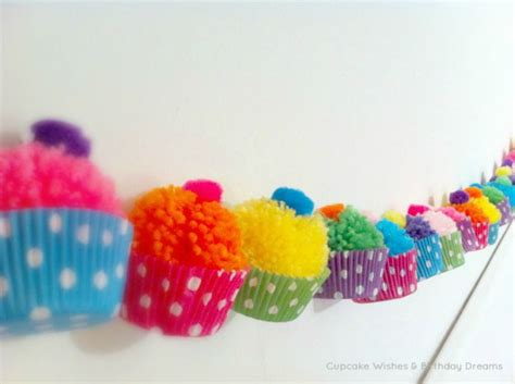 learn how to make pom poms and craft decorative items from them 25 pom pom crafts for kids