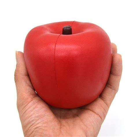 Squishy Apple Jumbo By Felis Shop jumbo apple fruit squishy kawaii scented areedy food