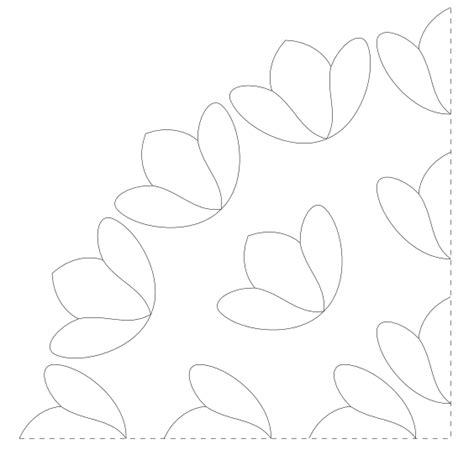 imaginesque free hand embroidery quilting pattern