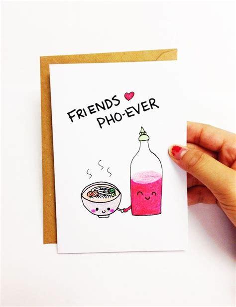 card friend best thank you cards ideas friendship