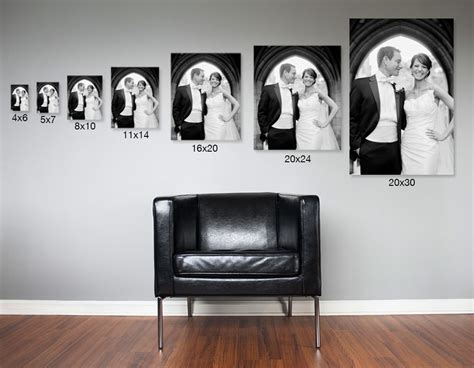 20x30 Picture Frame On Wall by 16x20 On Wall Sizing Guide Search Home