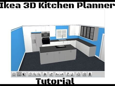 ikea 3d kitchen planner ikea 3d kitchen planner tutorial 2015 sektion youtube