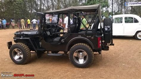 jeep modified in kerala pics auto show in a kerala village modified cars bikes
