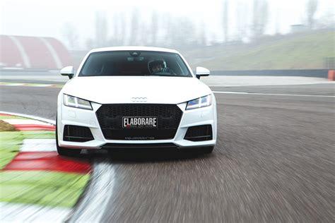 Audi 2 0 Tfsi Tuning by Audi Tt 2 0 Tfsi Quattro Preparazione 320 Cv Elaborare
