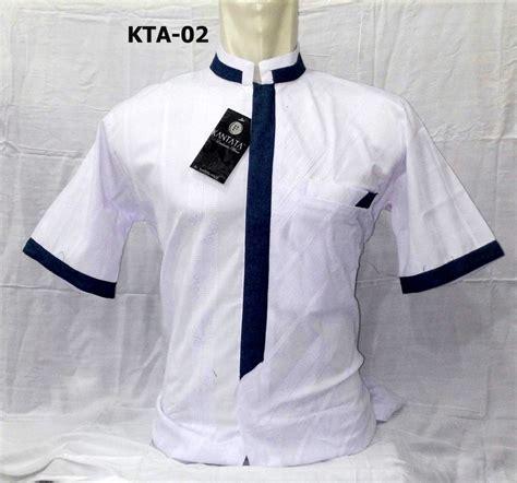 Baju Koko Bordir Lengan Pendek 006 model baju koko putih terbaru 28 images 21 contoh