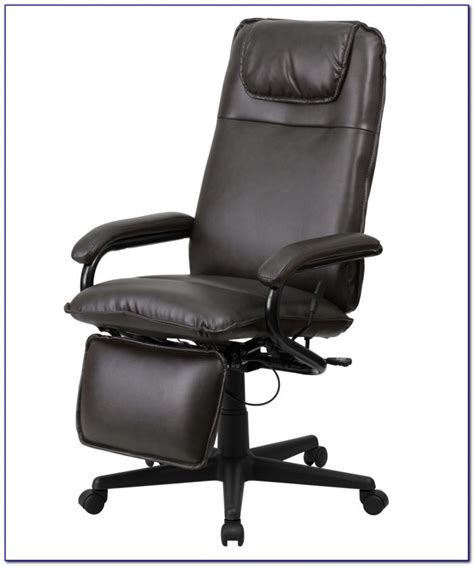 cheap reclining office chair reclining desk chair chairs home decorating