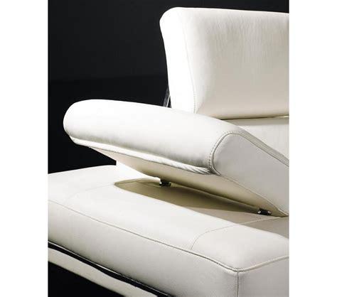 divani leather sofa dreamfurniture divani casa t60 modern bonded