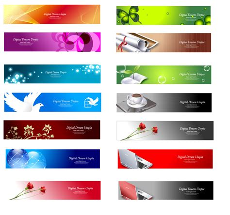 design banner online website web banner design chase s d
