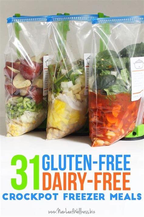 printable crockpot recipes 31 gluten free dairy free crockpot freezer meals free