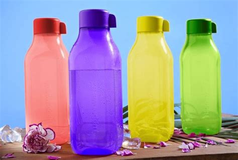 Botol Tupperware shop tupperware spacial edition square bottles 500ml 4 pc shopclues