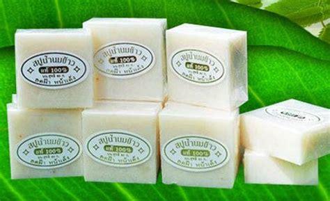 Kualitasnya Sabun Beras K Penghilang Jerawat Pemutih Wajah sabun beras wajah herbal algae