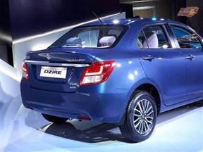 Maruti Suzuki Dzire Price In India New Maruti Dzire 2017 Price In India Automatic