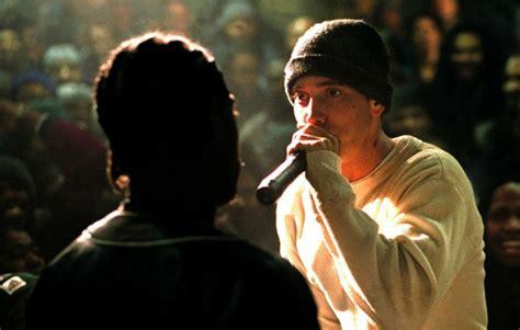 eminem il film eminem ha prodotto una commedia sulle battaglie rap