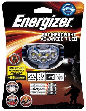 Headl Energizer Headlight 4 Led 2 Mode Cahaya Terang Free Baterai energizer 7 led advanced pro headlight headtorch 631638