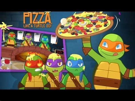 film ninja cartoon teenage mutant ninja turtles pizza like a turtle do
