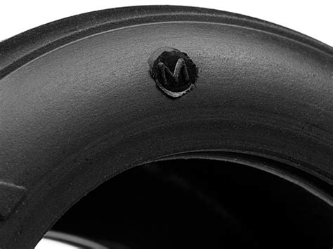 Hpi Racing 103016 Bridgestone High Grip Ft01 Slick Tyre M Front New hpi 103017 bridgestone high grip ft01 slick tire medium