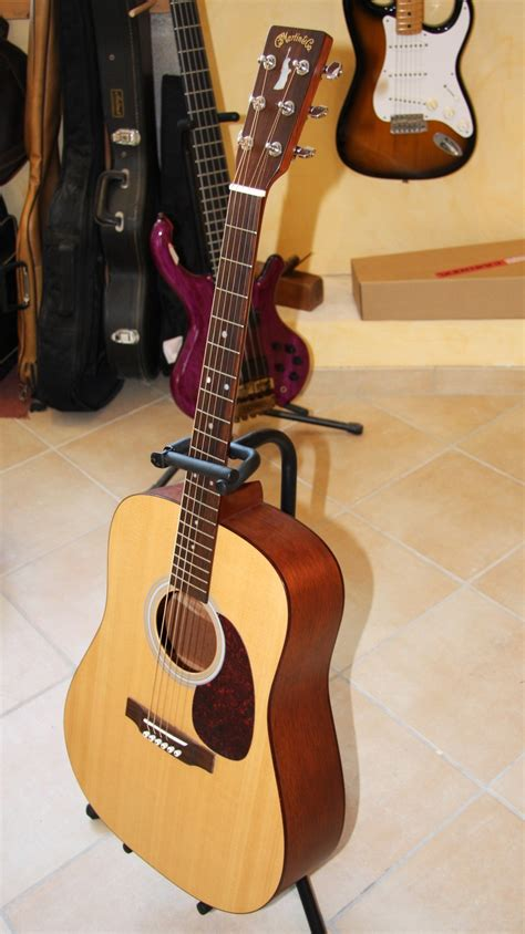 Martin Co Strings martin co liberty limited edition acoustic guitar image 99991 audiofanzine