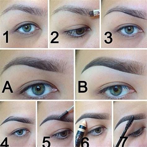 how to soften hair on eyebrows and get them to lay down how to do the faded eyebrow google search makeup