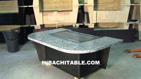Teppan Table by Teppan Tables Hibachi Tables Teppanyaki Tables