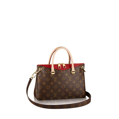 Ready Excellent Lv Turenne Mm Monogram 2015 pallas bb monogram canvas handbags louis vuitton