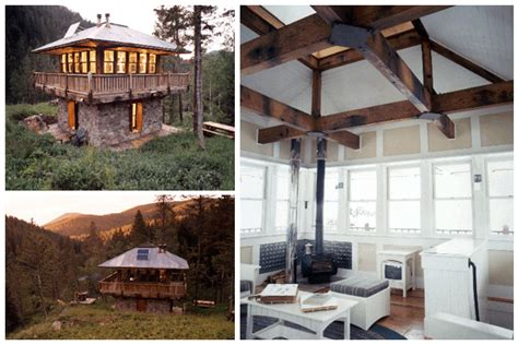 fire tower house dream ideas on pinterest modern tree house treehouse