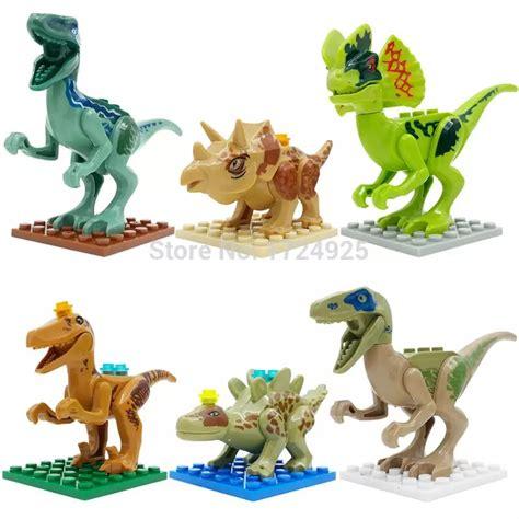 Lele Dinosaur World Jurassic World mainan lego lego kw murah banyak macam jakarta