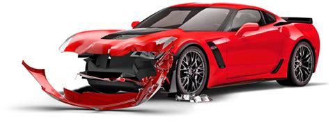 wrecked car transparent claim services