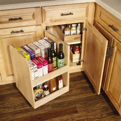 ideas for stylish and functional kitchen corner cabinets 25 best ideas about kitchen cabinet storage on pinterest