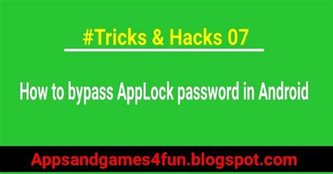 chunkingz blog how to hack or bypass android password how to bypass applock password in android tech helper
