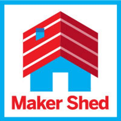 Tool Shed Discount Code by Maker Shed Makershed