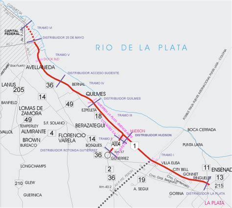 autopista ruta de la plata pais de los quilmes la autopista a quilmes