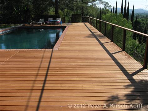 wood pool deck los angeles wood decks composite decking beautiful