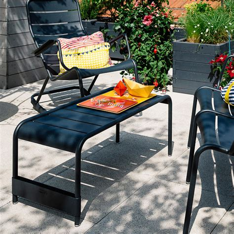 Lu Outdoor buy luxembourg low tables by fermob outdoor furniture