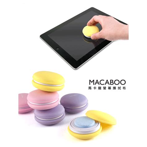 Macaboo Screen Cleaning Kit Small La Maca101m 1 macaboo screen cleaning kit small la maca101m blue