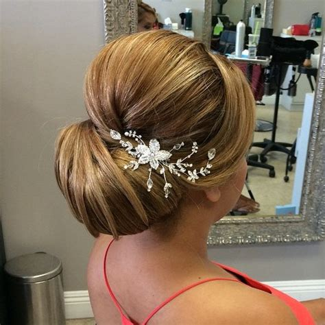 Wedding Hair With Bouffant by 40 Chic Wedding Hair Updos For Brides