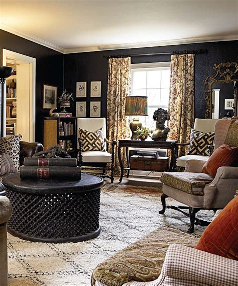 Decorating Ideas For Living Room Brown Decorating Living Room With Brown Walls Room Decorating