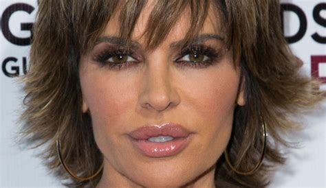 lisa rimmer hairstyle lisa rinna lip gloss gallery celebrity beauty home