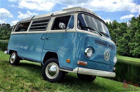 volkswagen kombi 70 vw bus cer westfalia cmobile pop top bay window