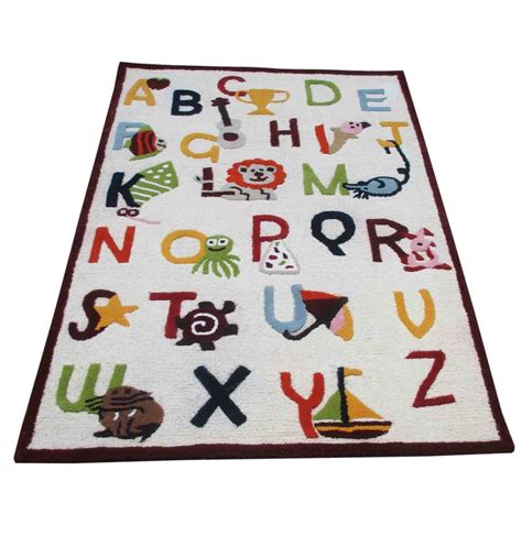 alphabet rug alphabet a to z letters rug 4 x6 style handmade woolen rug carpet area rugs