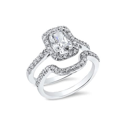 1 5 carat oval ring gold oval cushion 1 5 carat 14k wedding ring set